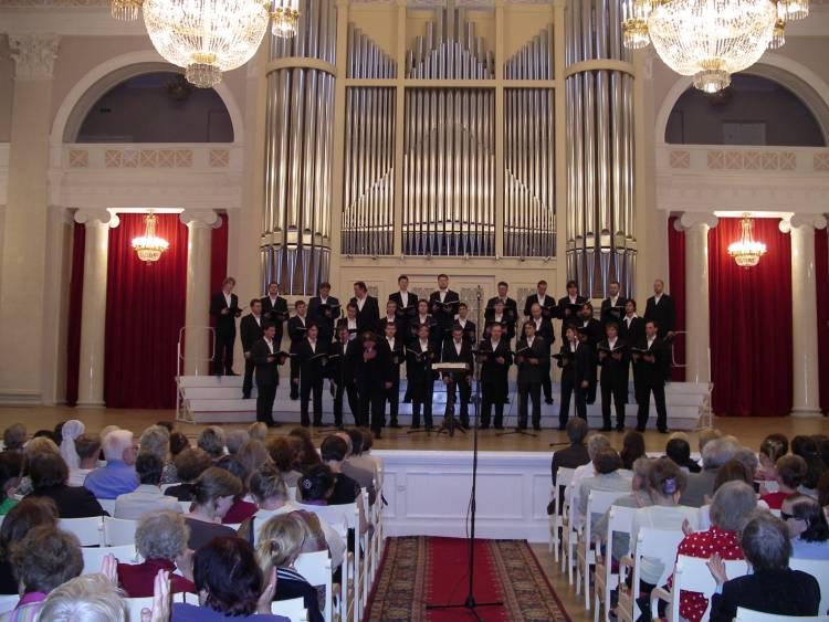 Завтра в Донецке - единственный концерт хора Сретенского монастыря (фото), фото-2